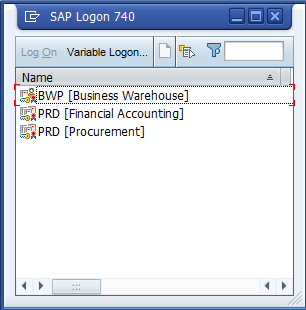 SAP Options